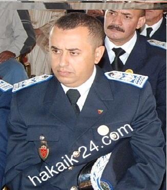 """صورة رئيس المنطقة الاقليمية لأمن إنزكان السابق يكشف لـ""""حقائق مغربية""""  هذه مقاربتنا لتدبير العمل بالمرفق الأمني بالمنطقة"""