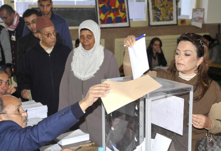 صورة الجالية و إنتخابات 7 أكتوبر والتصويت بالوكالة