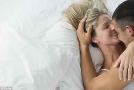 صورة دراسة: الإكثار من ممارسة الجنس تجعل الرجال أكثر إيمانا بالله