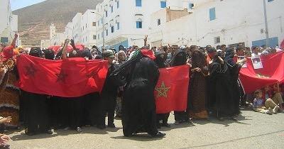 صورة يبدو أن الدولة المغربية لم تستوعب بعد درس أحداث ميناء 2008