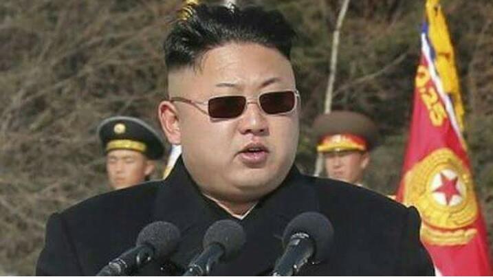 صورة كوريا الشمالية : لا يوجد دولة اسمها إسرائيل حتى نعترف أن عاصمتها القدس ..