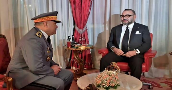 صورة من هو محمد هرمو.. الذي عينه الملك على رأس الدرك الملكي