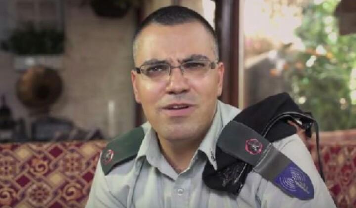 """صورة أفيخاي أدرعي ل""""حقائق 24 """": للإسرائيليين المغاربة دور مهم في التقارب بين البلدين"""