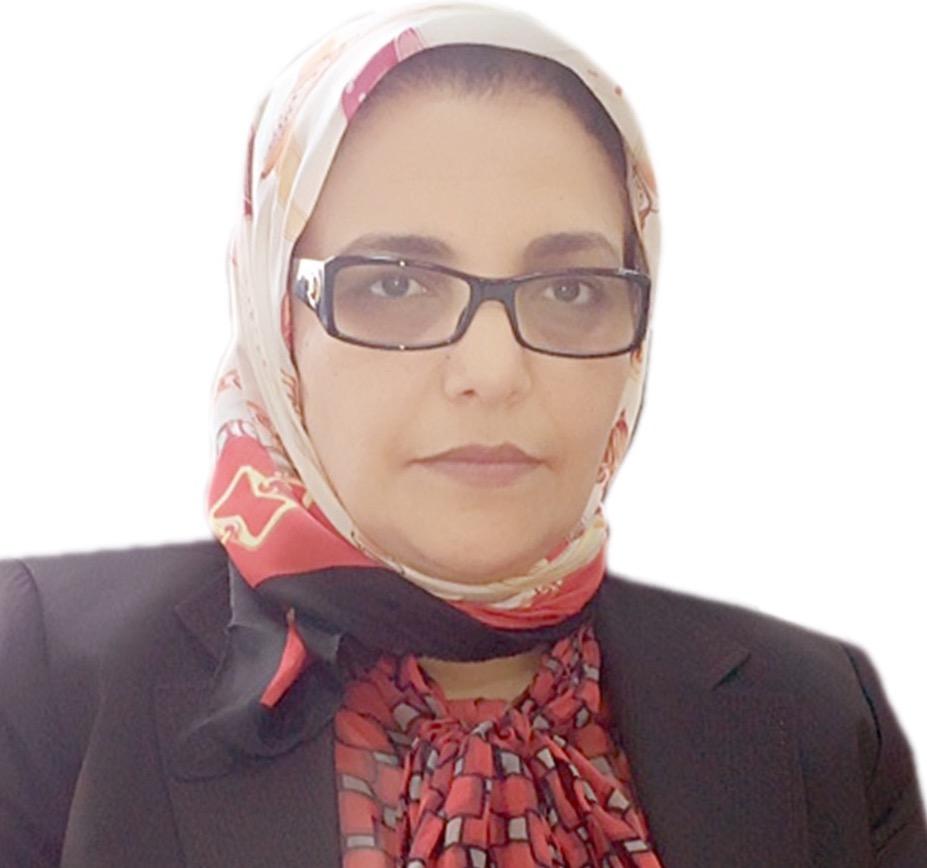 صورة نساء نقشن أسمائهن على صحيفة التاريخ .. ماجدة الداودي القضاء بصيغة التأنيث