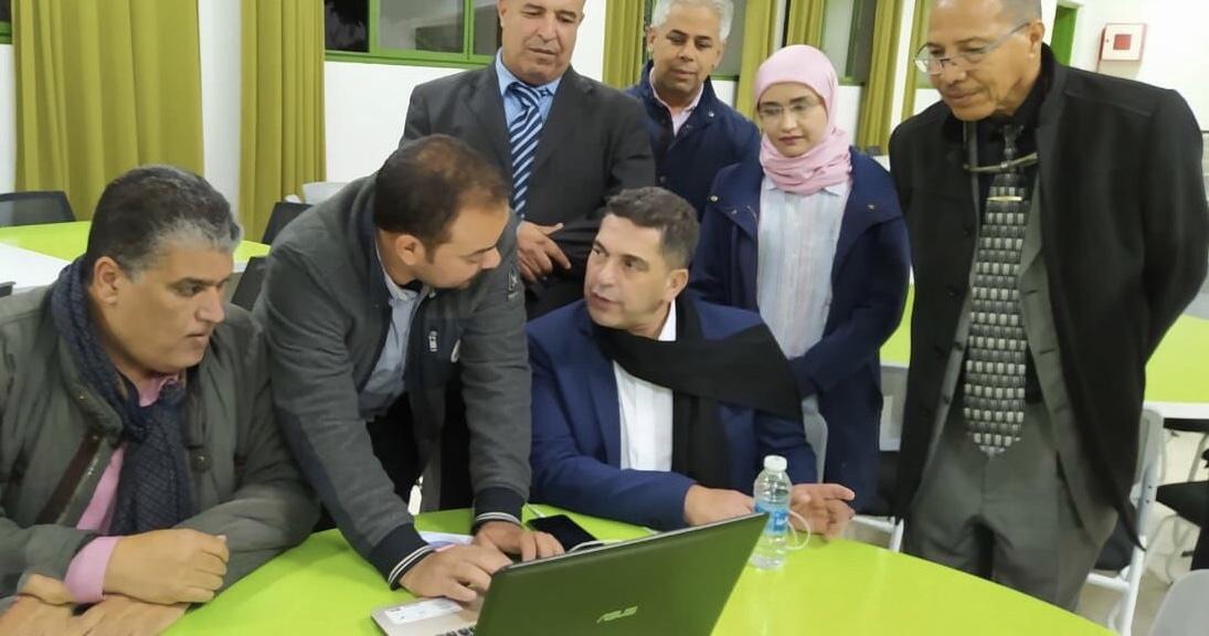 صورة سابقة .. جامعة ابن زهر تعتمد التوقيع الإلكتروني