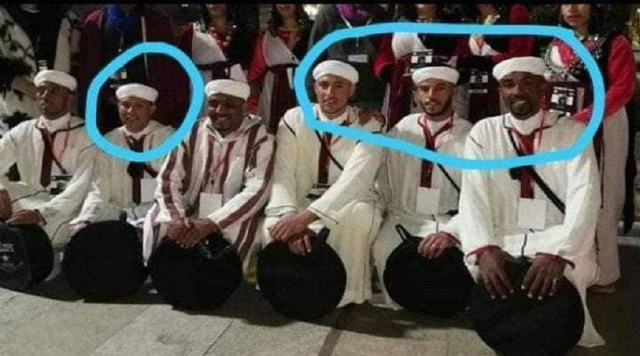 صورة فرار 4 أعضاء من فرقة أحواش بعد إحياء حفلات بفرنسا