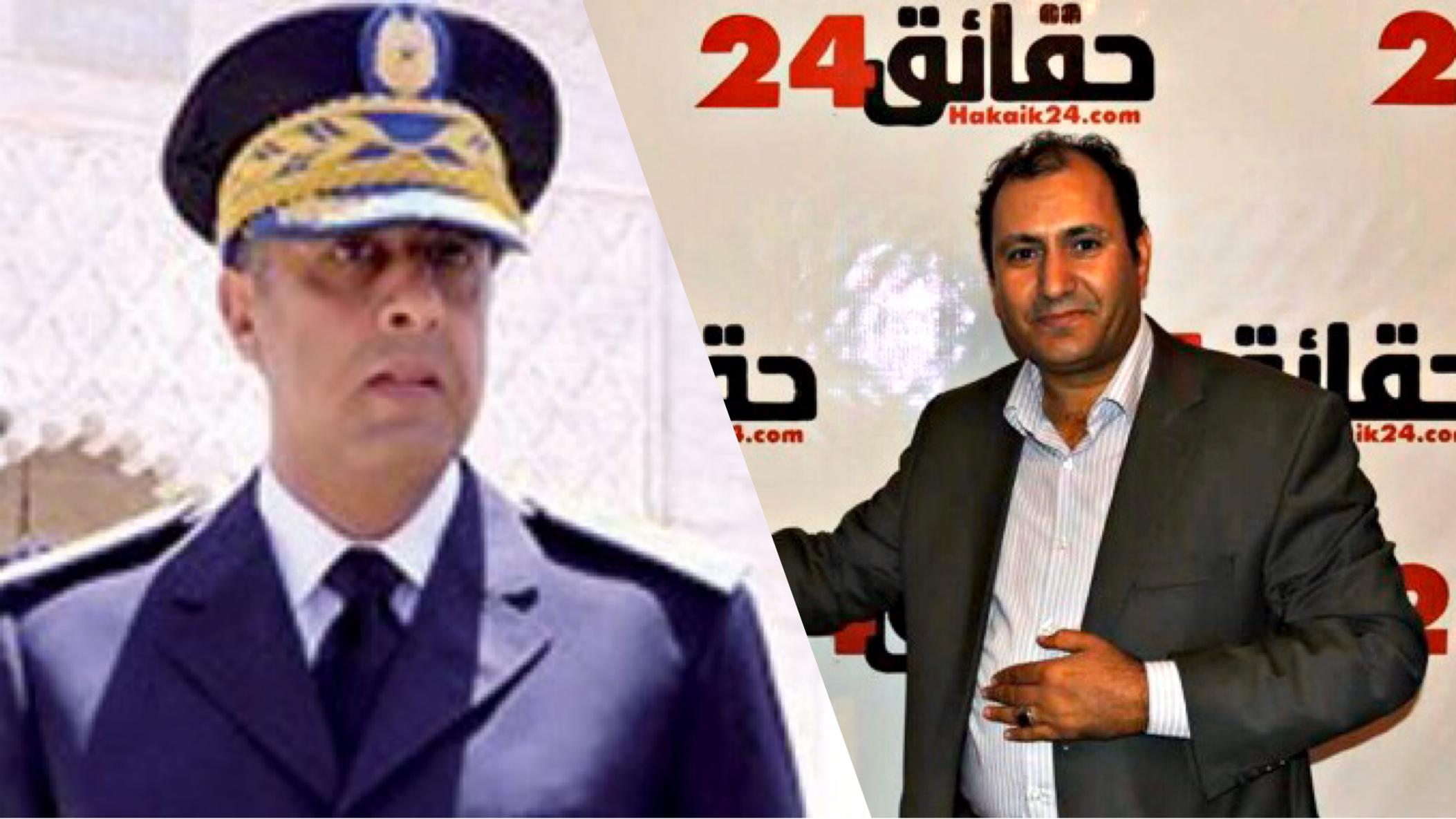 صورة حموشي يدخل على خط الإتهامات والتشهير بمسؤولين أمنيين بتطوان