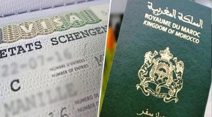 """صورة يهم المغاربة.. إجراءات جديدة للحصول على تأشيرة """"شنغن"""""""