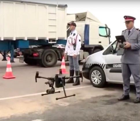 صورة ردو البال .. الدرك يستعين بطائرات الدرون لضبط المخالفين