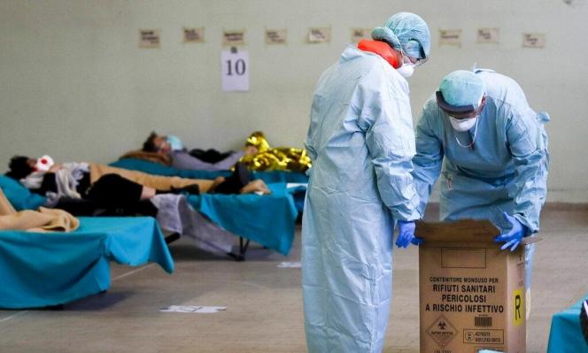 صورة خلال 24 ساعة .. 250 وفاة جديدة بكورونا في ايطاليا