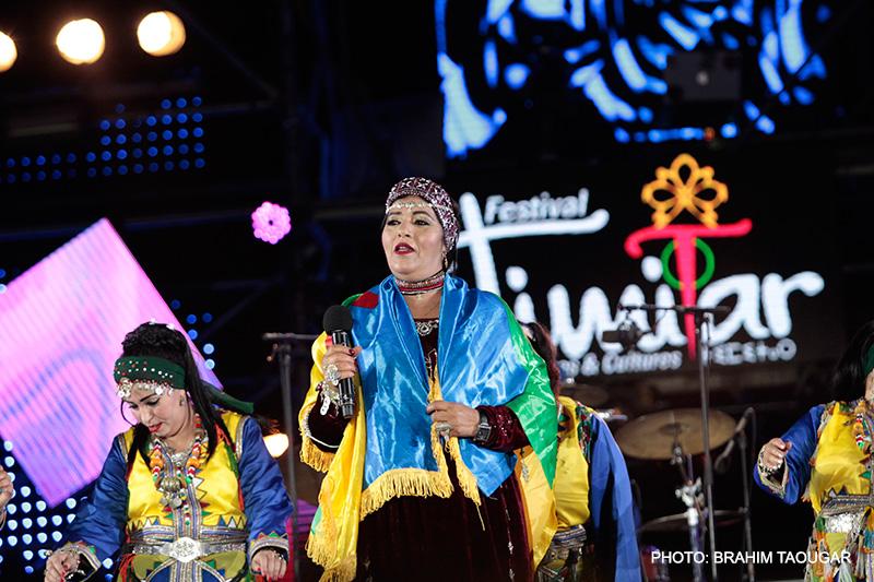 صورة إلغاء مهرجان تيميتار بأكادير