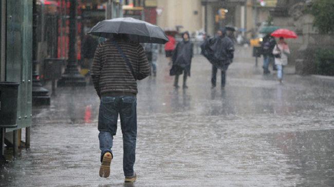صورة طقس الاثنين : زخات مطرية بهاته المناطق