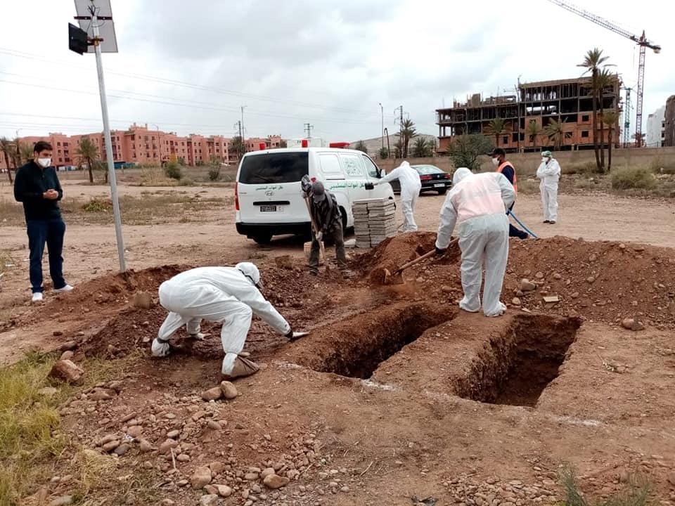 صورة ارتفاع عدد المصابين بكورونا بالمغرب إلى 333 حالة و 21 وفاة