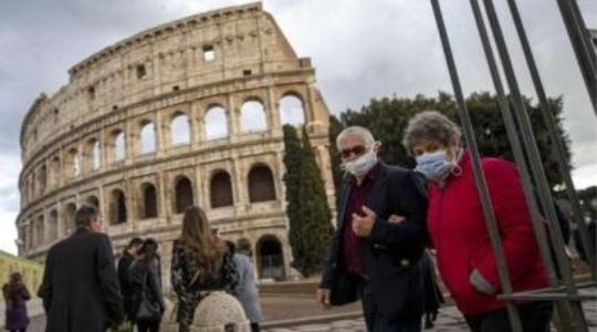 صورة خلال24 ساعة فقط .. 196 حالة وفاة جديدة بفيروس كورونا في إيطاليا