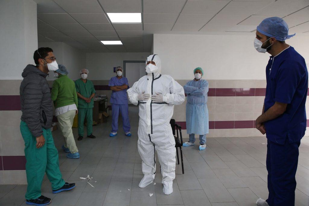 صورة أكادير .. تسجيل 8 إصابات جديدة ترفع العدد الإجمالي إلى 44حالة