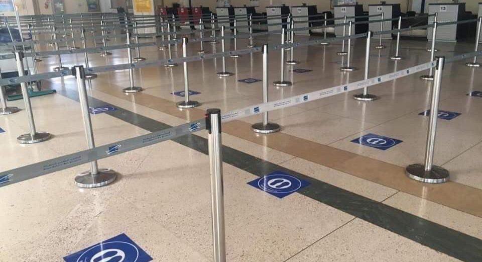 صورة بالصور .. مطار المسيرة أكادير يستعد لإعادة فتح أبوابه أمام المسافرين بعد رفع حالة الطوارئ