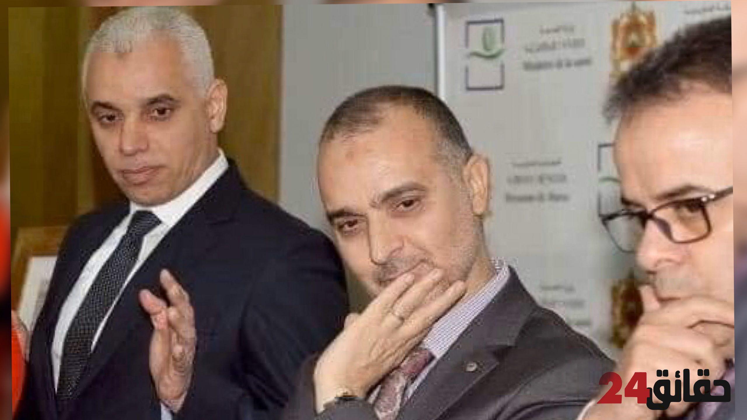 """صورة اليوبي يقدم استقالته وجهات """" عليا """" تعيده الى منصبه و توبخ وزير الصحة"""
