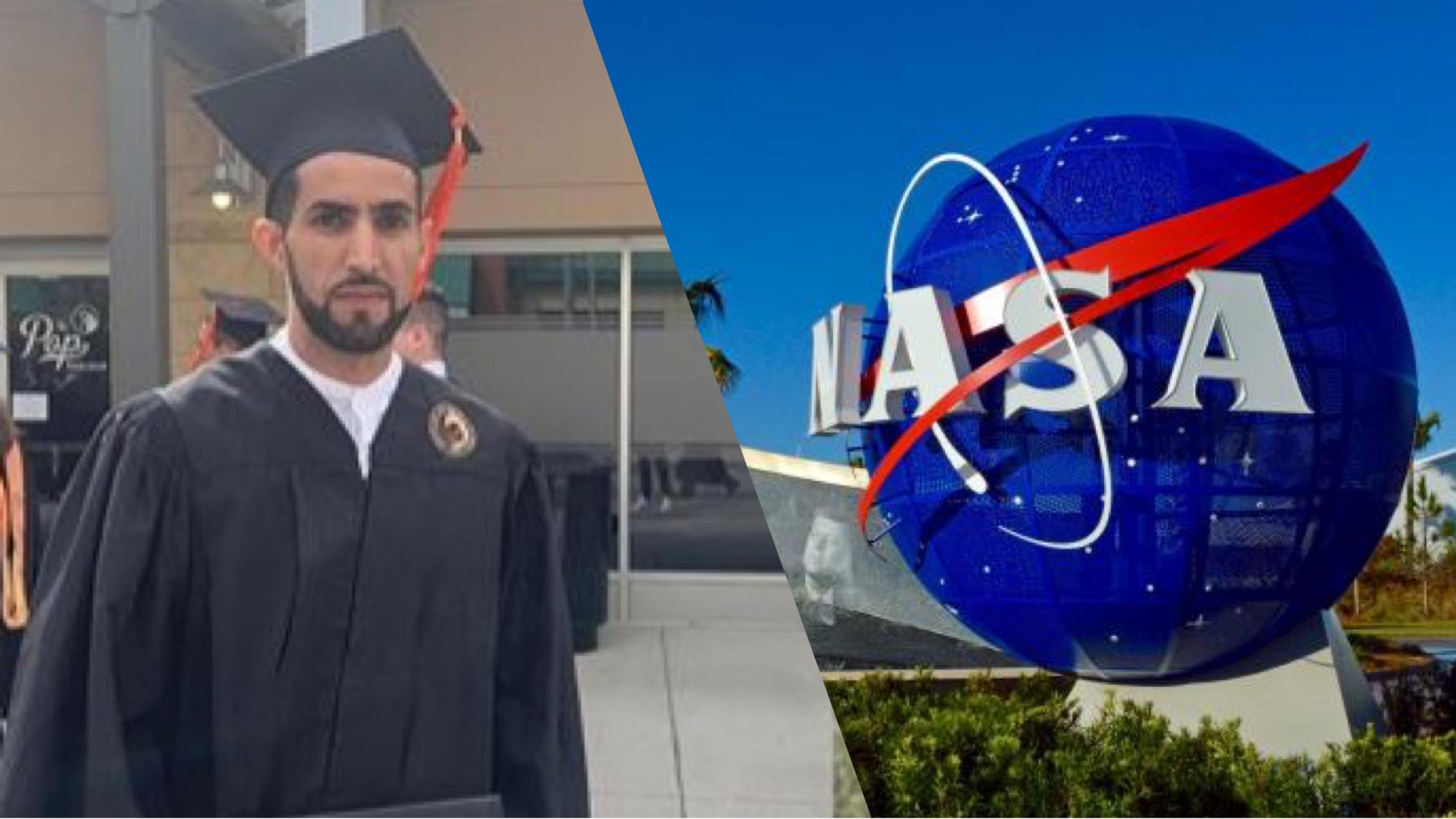 """صورة قصة نجاح .. من مياوم في ميناء أكادير إلى مهندس في وكالة """"ناسا"""""""