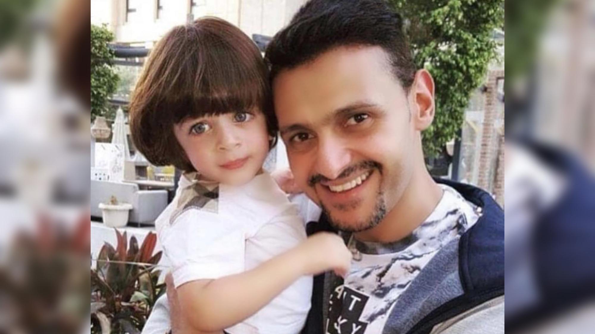 صورة الكشف عن صورة زوجة رامز جلال التي أخفاها عن الإعلام