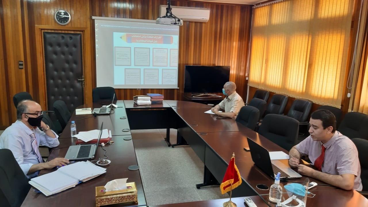 صورة بني ملال خنيفرة .. اجتماعات لفائدة رؤساء مراكز الامتحانات بالجهة