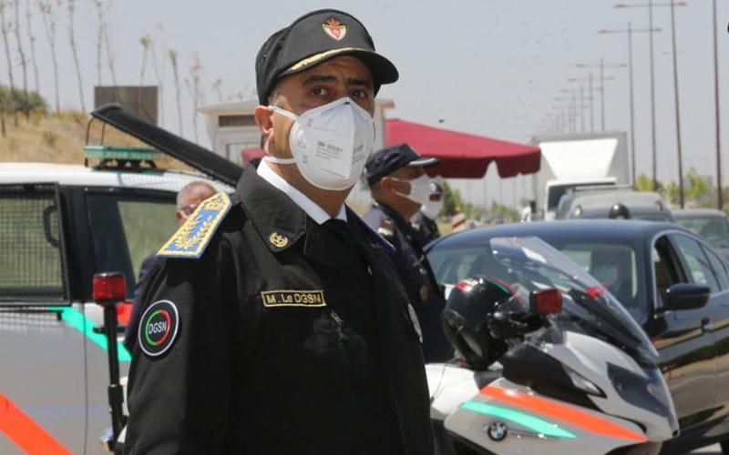 """صورة الحموشي يوقف ضابطي شرطة وأمن """"غشا"""" في مباريات الترقية"""