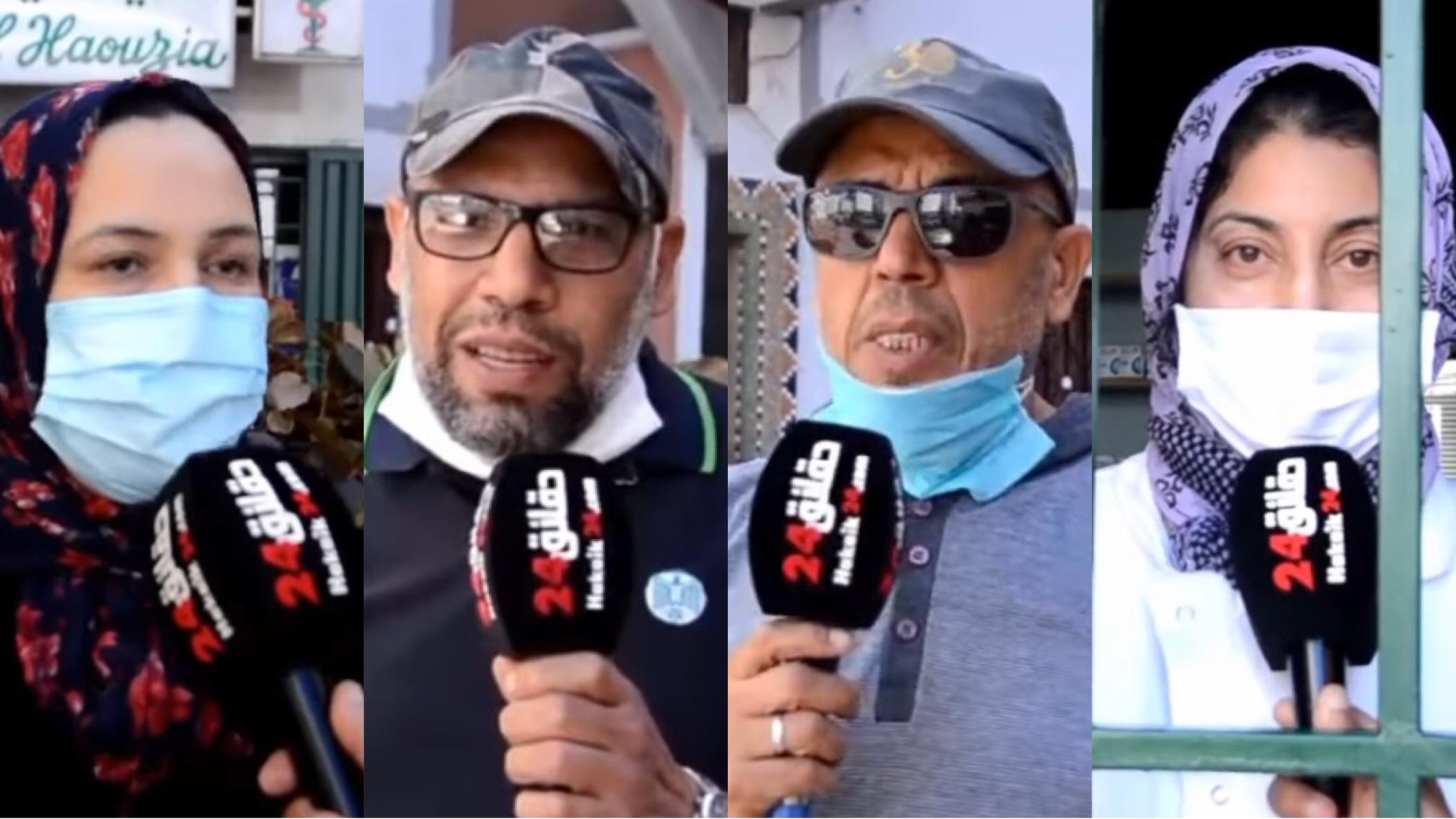 صورة سكان زنقة 58 بسيدي عثمان يستنكرون تسلط سيدة