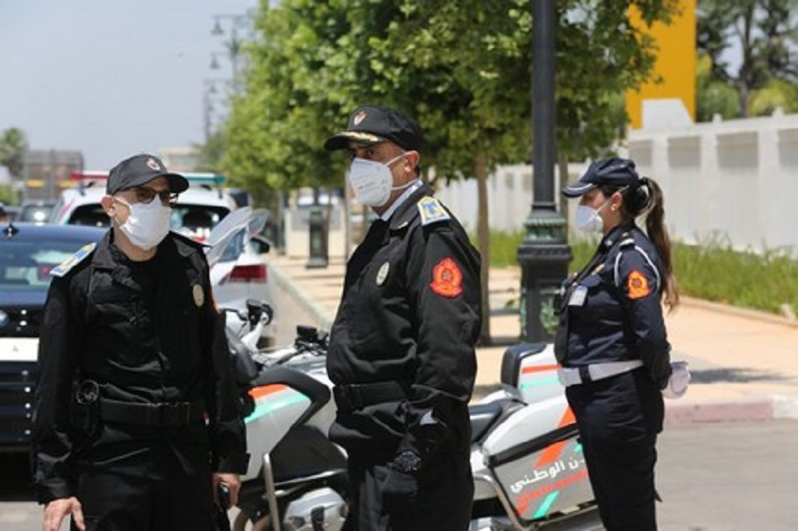 صورة الحموشي يقف على ترتيبات حالة الطوارئ بفاس
