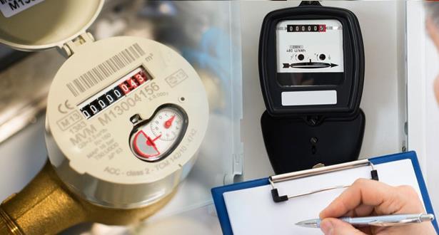 صورة مكتب الكهرباء والماء يعلن استئناف قراءة عدادات الاستهلاك