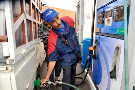صورة اعتراف رسمي ببيع الوقود المغشوش للمغاربة