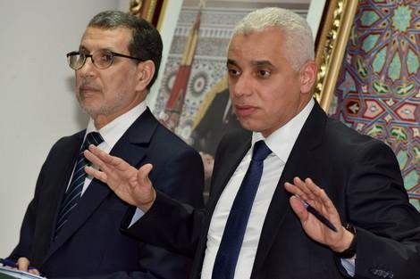 صورة وزير الصحة عن قرار منع التنقل الفجائي : نريد أن ننقذ الأرواح لانريد أن تقع كارثة