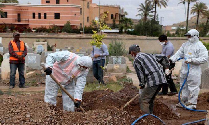 صورة 4 وفيات و221 إصابة جديدة بكورونا في المغرب خلال 24 ساعة