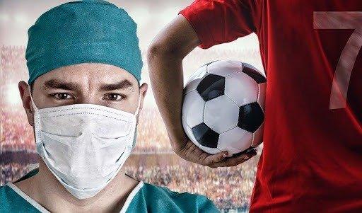 صورة شروط استئناف البطولة المغربية لكرة القدم
