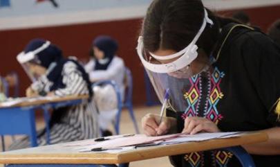 """صورة 6 أشهر سجنا لـ """" تلميذين """" غشا في امتحانات """"الباك"""""""