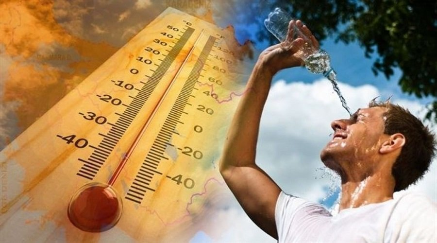 صورة موجة حر شديدة إلى غاية الثلاثاء المقبل بالعديد من مناطق المملكة