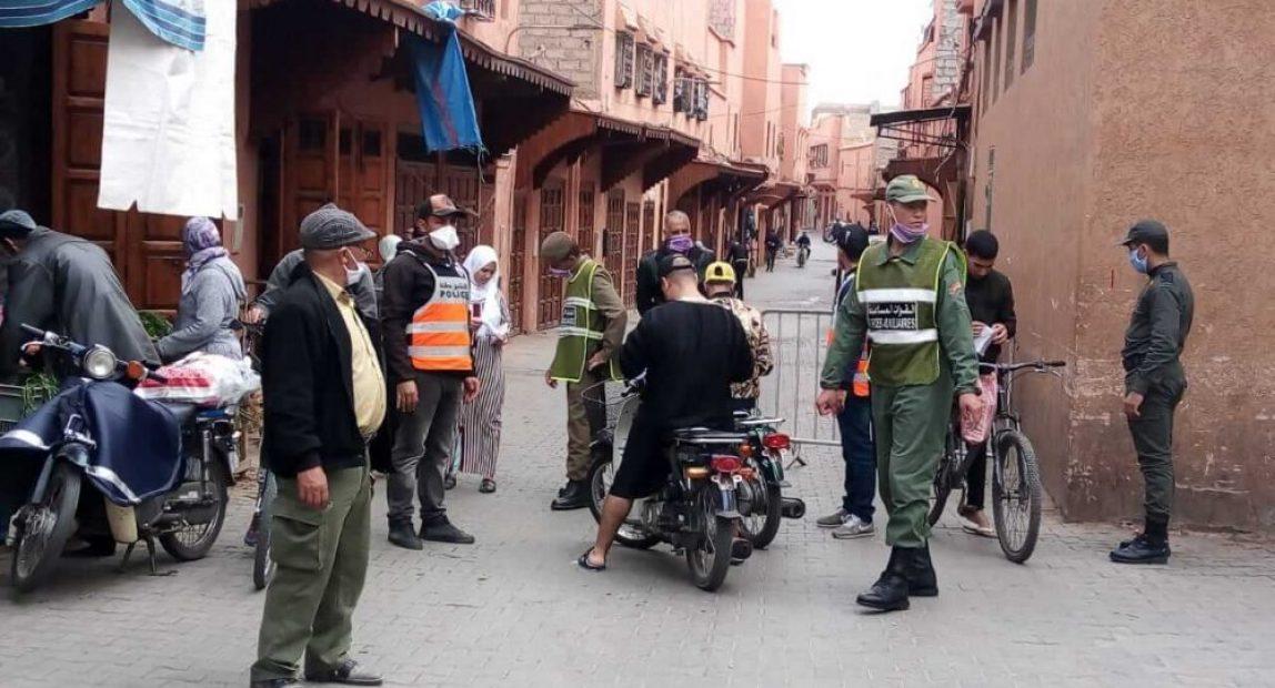 صورة المغربية للشفافية و محاربة الفساد تحمل المسؤولية للحكومة في تفاقم الوضع الوبائي بمراكش