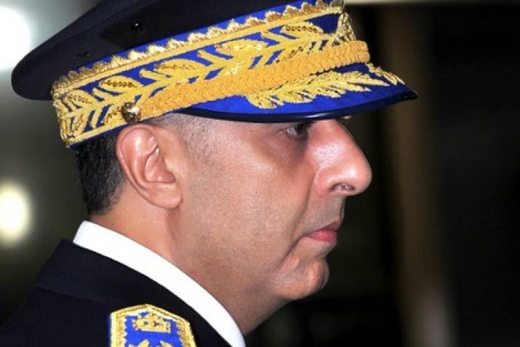 صورة توقيف ضابط شرطة بأكادير