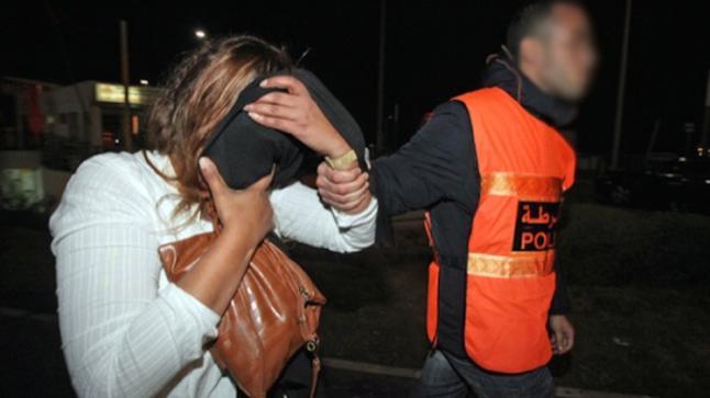 صورة سيدة تُقدم على حرق الأعضاء التناسلية لإبنة زوجها