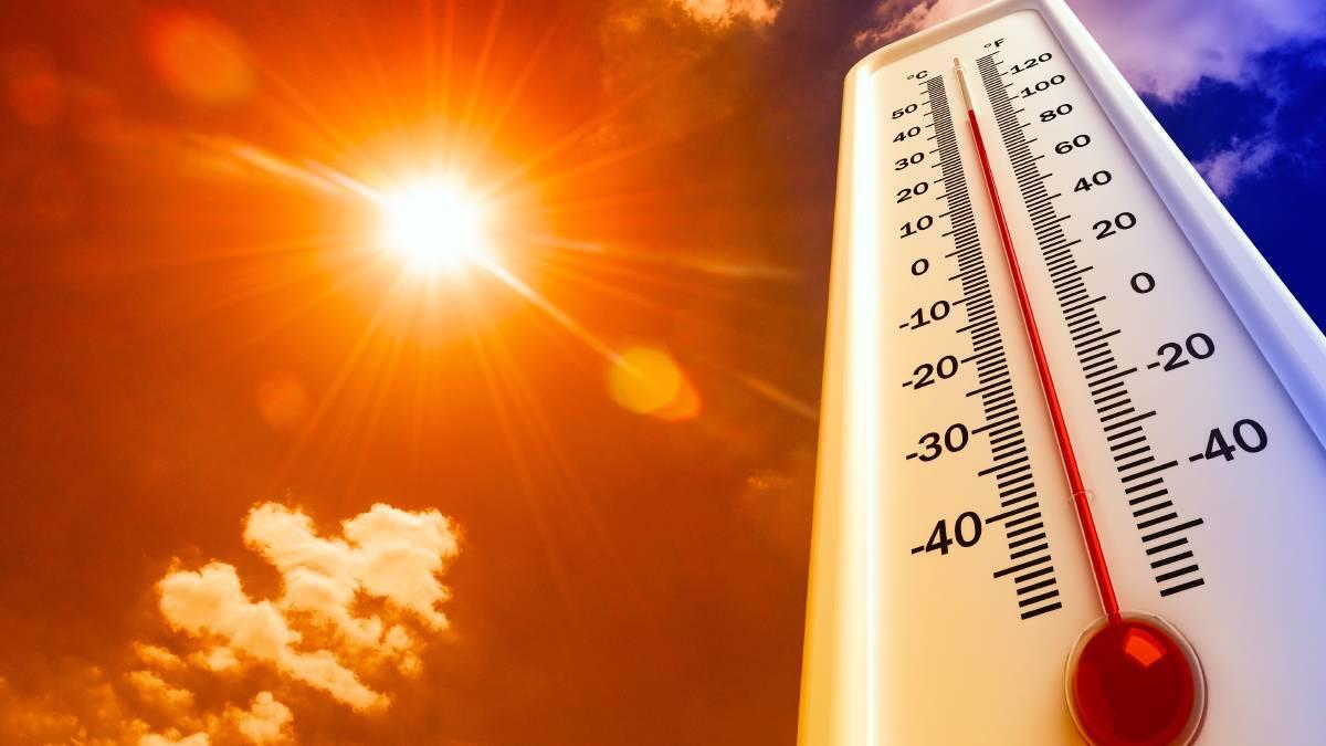 صورة نشرة خاصة .. موجة حرارة بعدد من مناطق المغرب من السبت حتى الاثنين تصل إلى 46 درجة