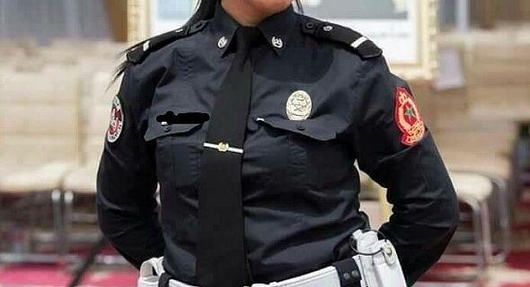 صورة كورونا يقتحم جسم شرطية بأكادير