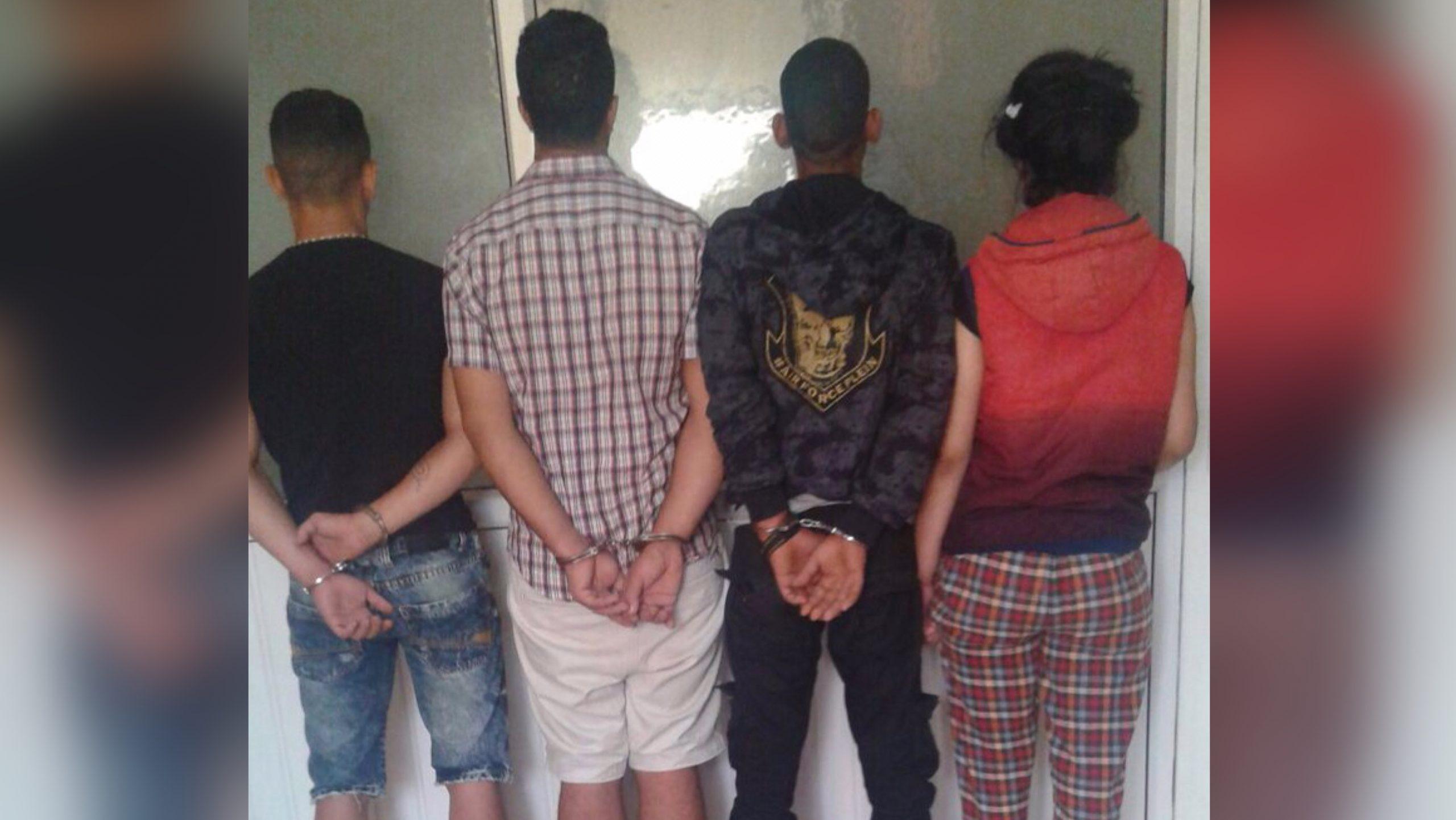 صورة أكادير .. تفكيك عصابة لترويج المخدرات ضمنها سيدة وقاصر
