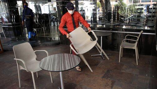 صورة أرباب المقاهي و المطاعم يدعوون لإضراب وطني