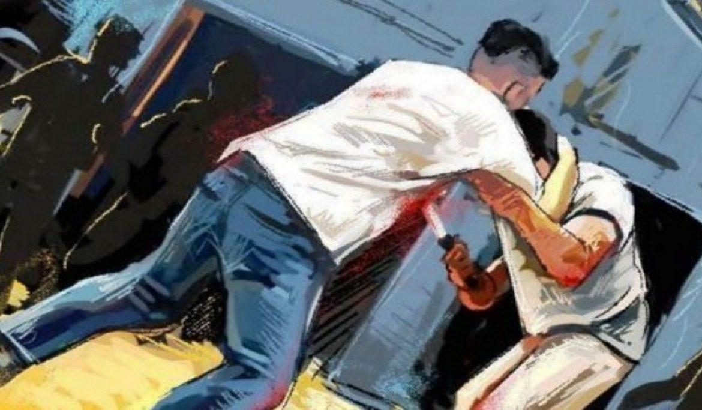 صورة خلاف ينتهي بجريمة قتل بسوق الخضر بخريبكة