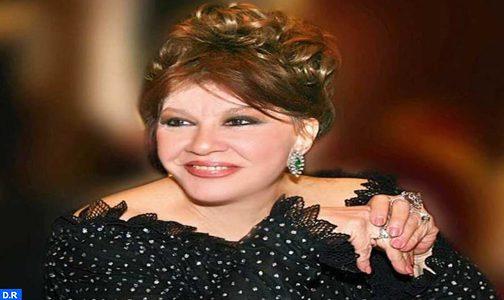 صورة وفاة الفنانة المصرية شويكار