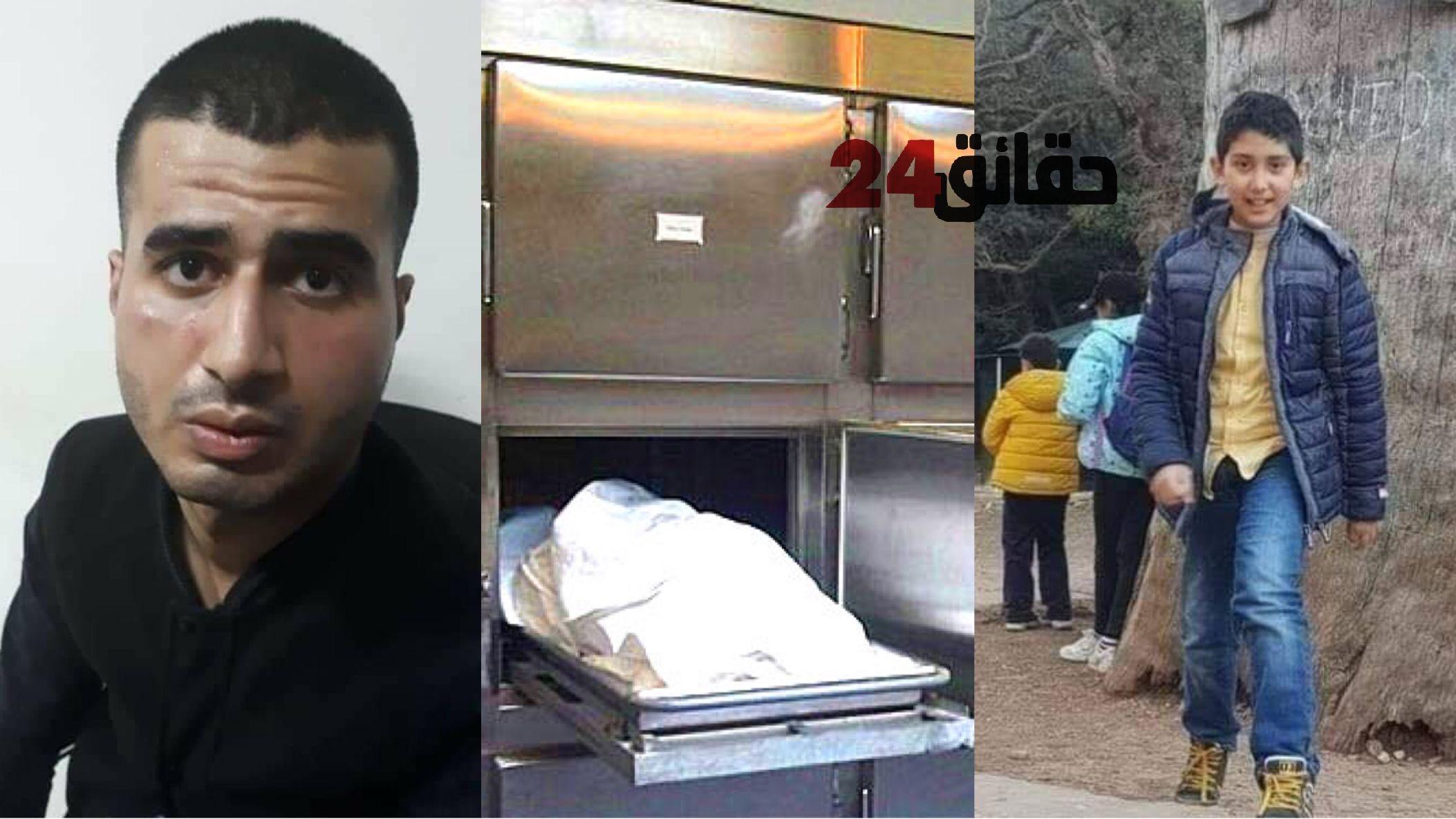 """صورة جدة """"عدنان"""" تموت كمدا عليه و طنجويون يطلقون حملة مليونية لإعدام الجاني"""