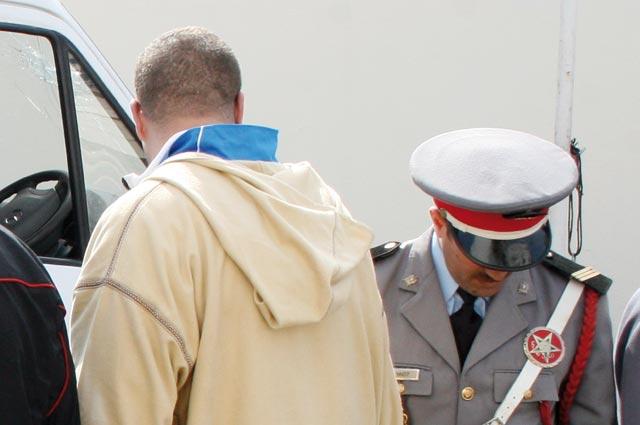 صورة عاجل .. اعتقال نائب رئيس جماعة و ابنه بتهمة الاتجار الدولي في المخدرات بشفشاون