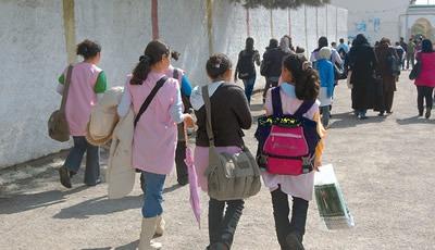 صورة كورنا تؤجل الدخول المدرسي بسيدي يحيى الغرب