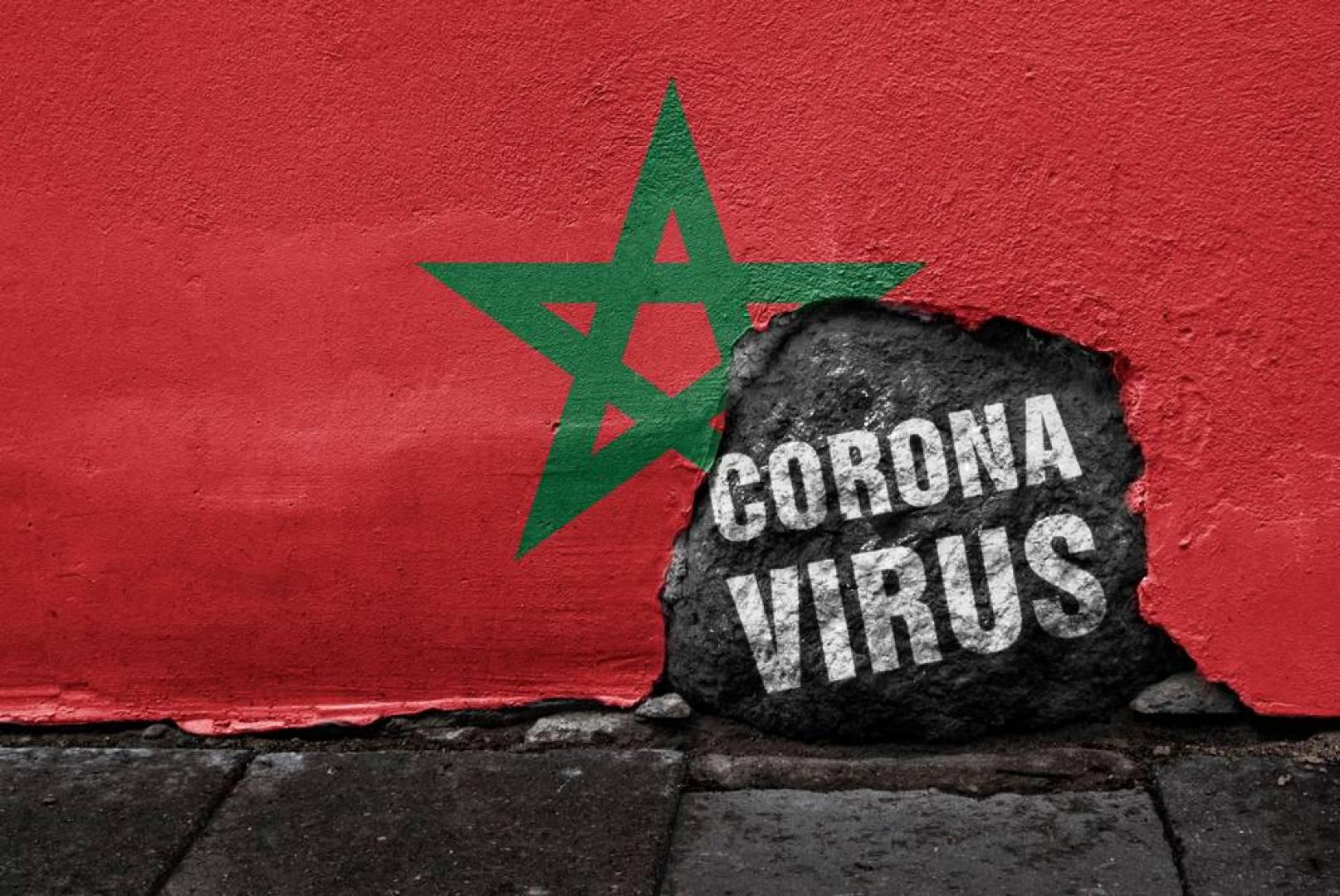"""صورة المغرب يتجاوز الصين في عدد الإصابات بـ """"كورونا"""""""