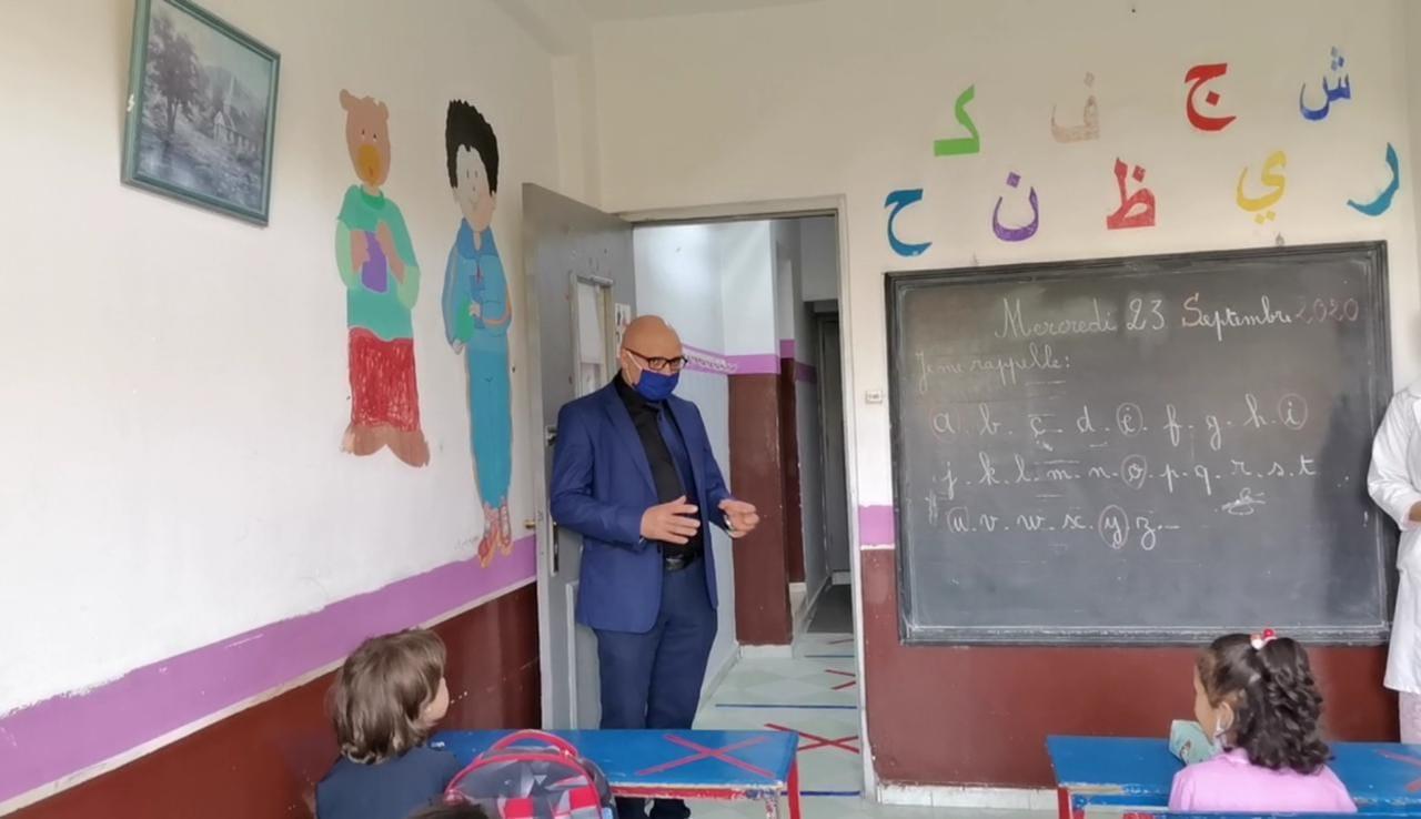"""صورة مجموعة مدارس """"التحدي"""" وعلاقتها بالتلاميذ وأولياء أمورهم"""