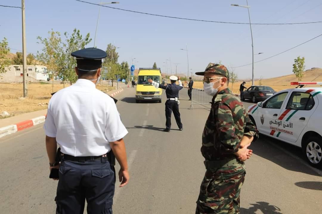 صورة سلطات خنيفرة تقرر إجراءات صارمة بعد تفشي كورونا