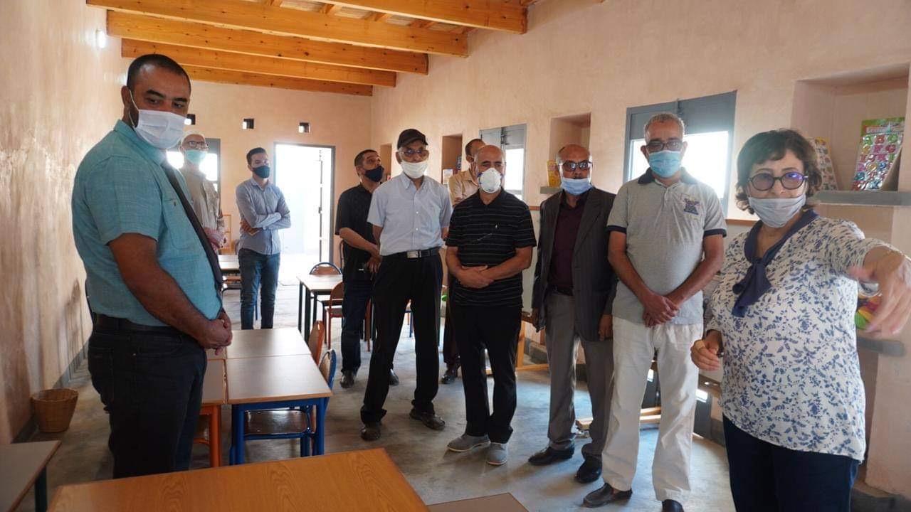 صورة أكادير | الفضاءات البيومناخية تعزز العرض التعليمي بالعالم القروي